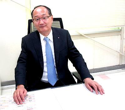 サンキョーミート株式会社 代表取締役社長 木嶋 亨