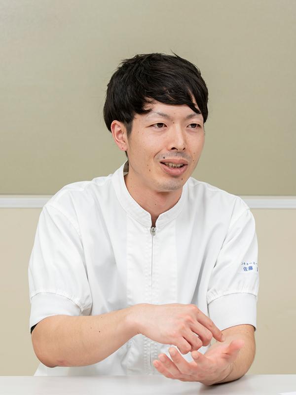 佐藤 翼さん